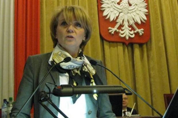 Wyjatkowy przebieg budżetowej sesji w Łodzi