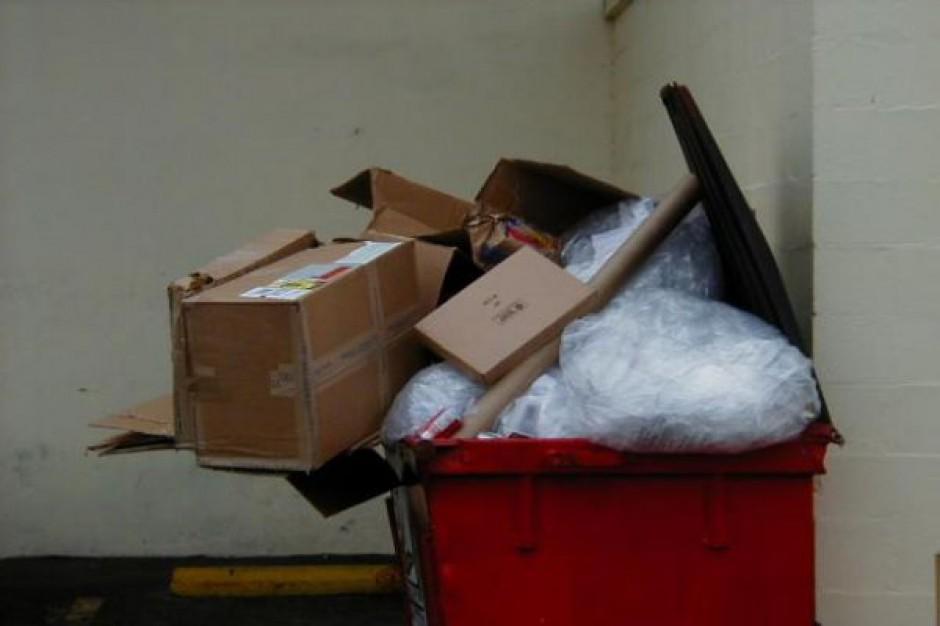 Przetarg na odbiór śmieci ogłoszony