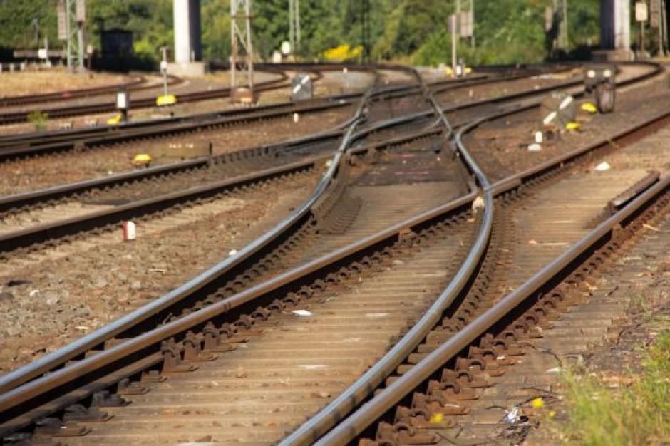 Zakończyła się przebudowa ok.18,5 km trasy kolejowej