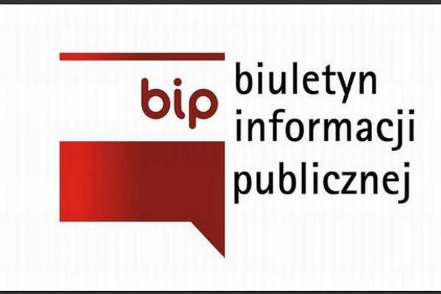 Nie Twitter czy Facebook, ale BIP powinien być źródłem informacji