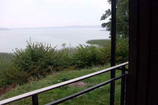 Półwysep Lalka nad jeziorem Łańskim wreszcie sprzedany