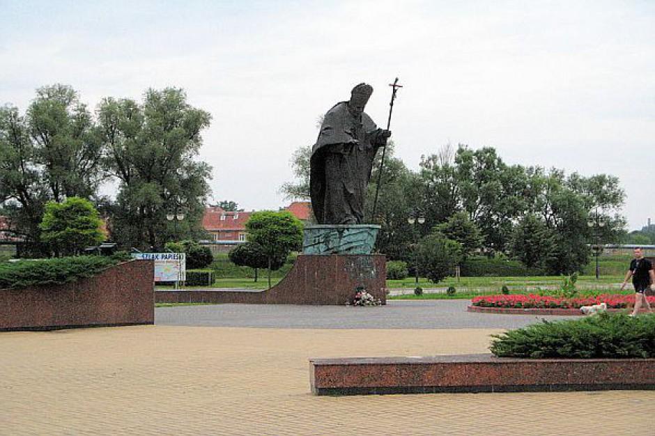 Jan Paweł II zostanie patronem Ełku?