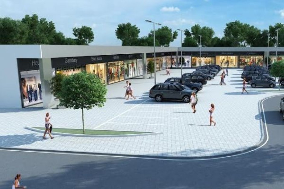 W Radomiu powstanie park handlowy