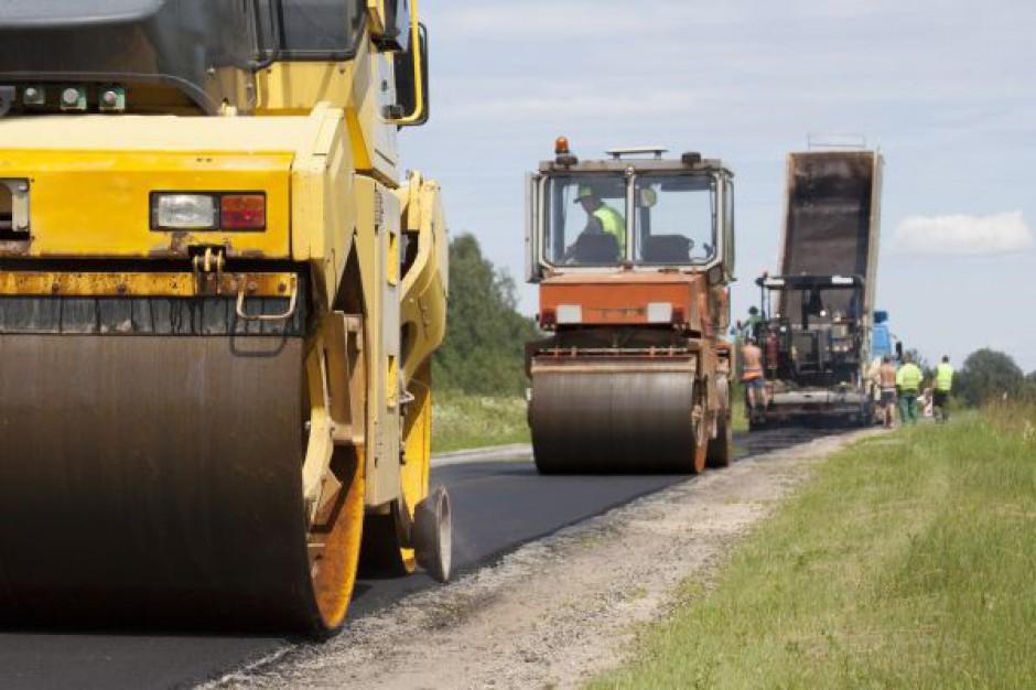 Ponad 186 mln zł na inwestycje drogowe w 2014 r.