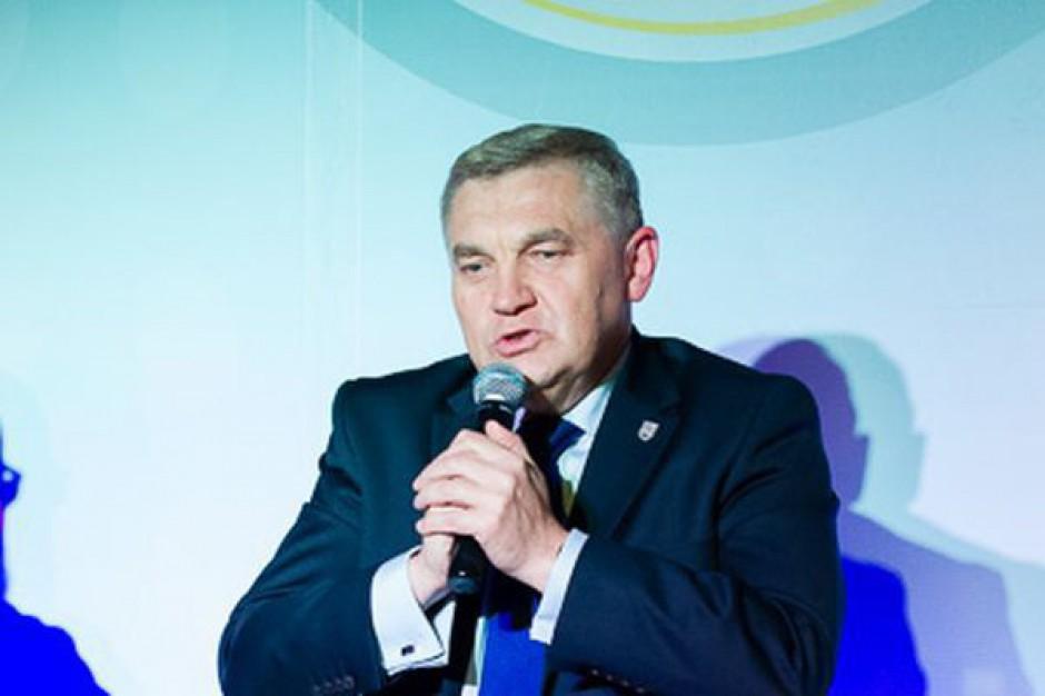 Marszałek i prezydent wspólnie za budową pasa startowego w Krywlanach