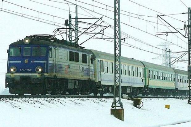 Kolejarze wznowili ruch pociągów między Poznaniem a Ostrowem Wlkp.