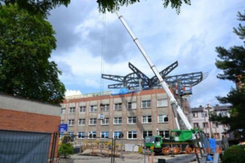 Radny SLD przekonuje - przebudujmy cały szpital