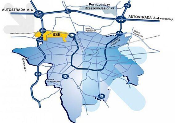 25 ha zostanie uzbrojonych pod przyszłe inwestycje w strefie Dworzysko