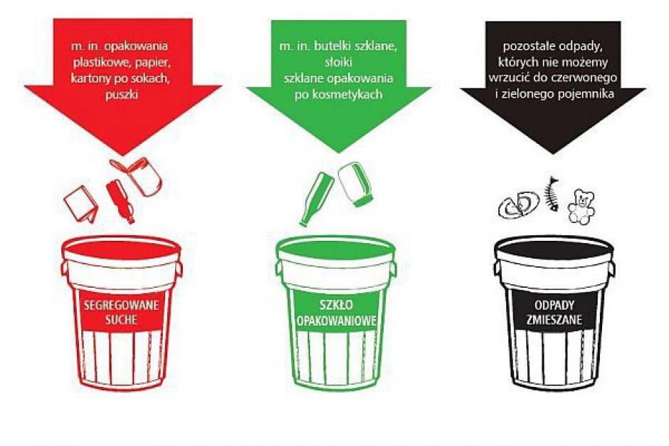 Nowe zasady odbierania śmieci w Warszawie nie dla wszystkich