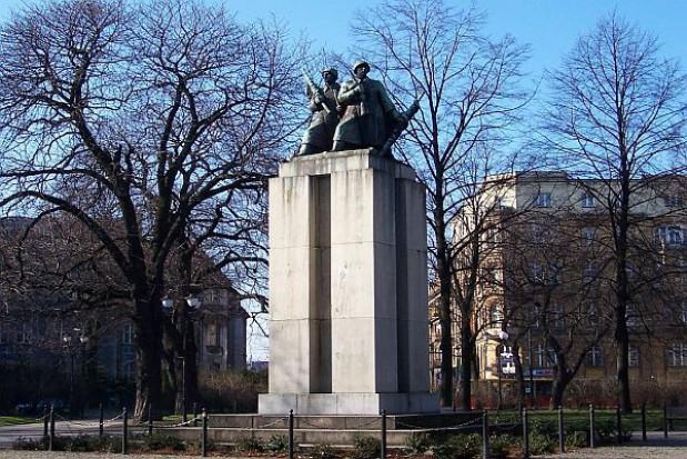 Nie chcą Pomnika Wdzięczności Żołnierzom Armii Radzieckiej w Katowicach