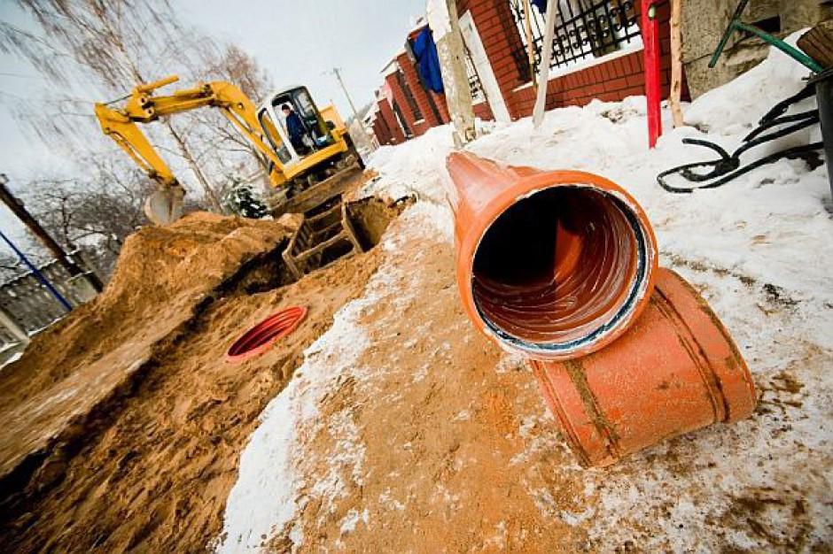 Ponad 24 miliony dofinansowania na projekty kanalizacyjne  dla Jaworzna