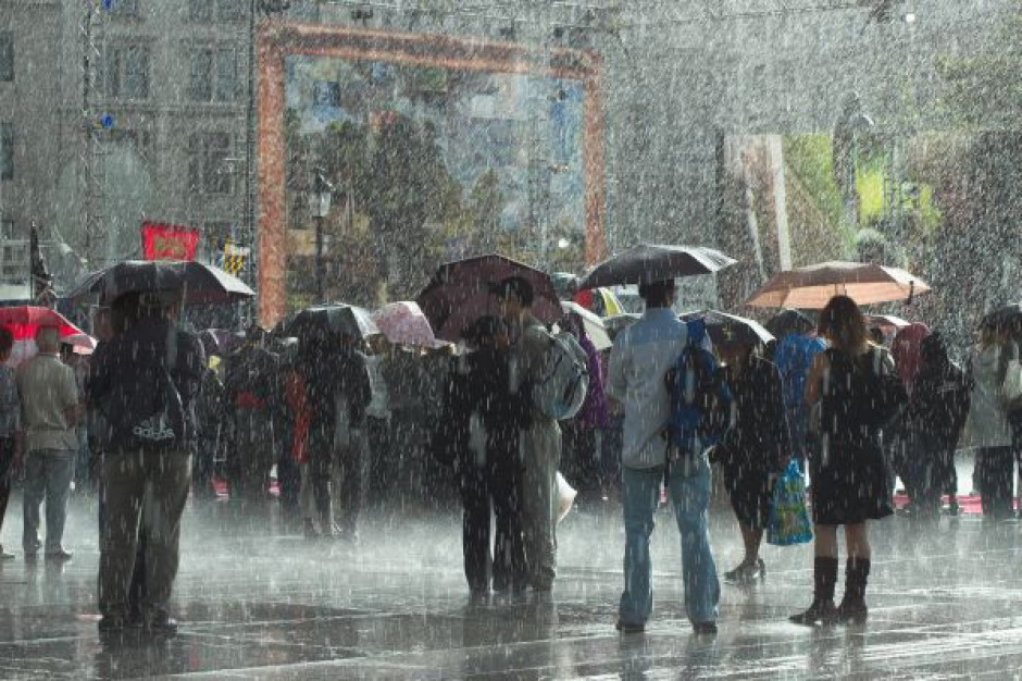Kraków dopłaca do instalacji do zbierania deszczówki