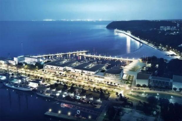 Tak będzie wyglądać nowa marina w Gdyni