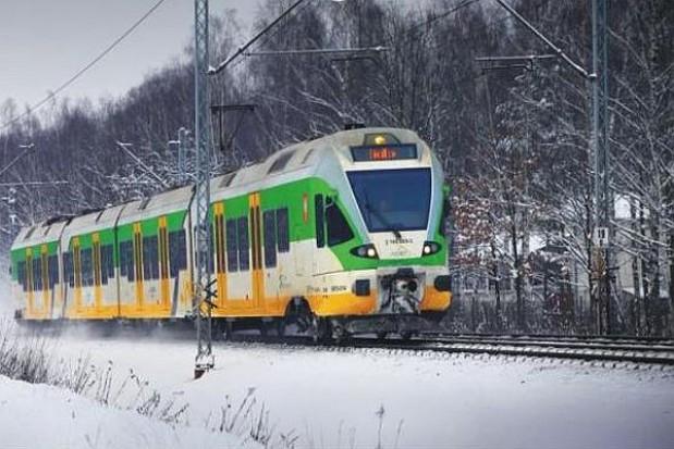 Odwołano kilkanaście pociągów regionalnych na Mazowszu