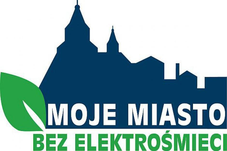 Książki i sprzęt sportowy w zamian za elektrośmieci w Rzeszowie
