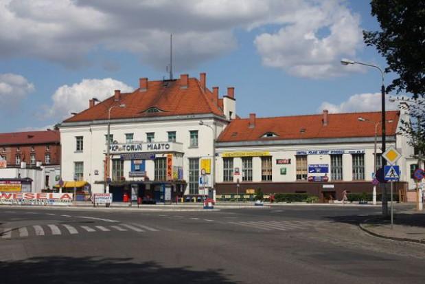 Miasto przejęło na własność główny dworzec kolejowy