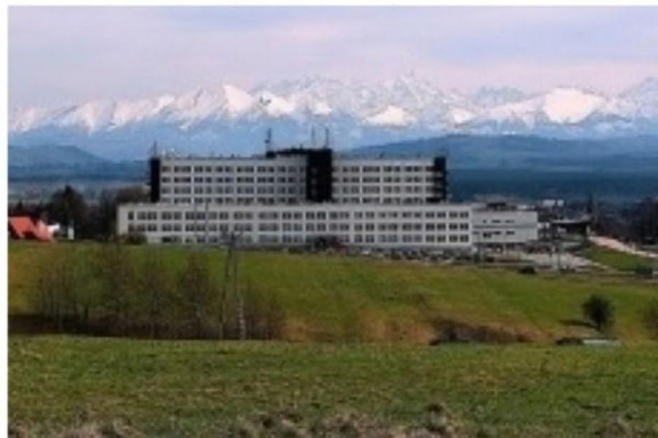Pierwszy szpital na Podhlu ma sto lat