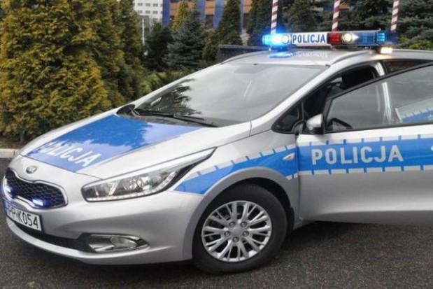 Motoryzacyjne zakupy Śląskiej Policji