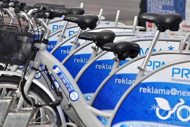 Poznaniacy zdecydują o rowerowych stacjach