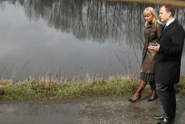 Staw w Świętochłowicach przestanie być ekologiczną bombą
