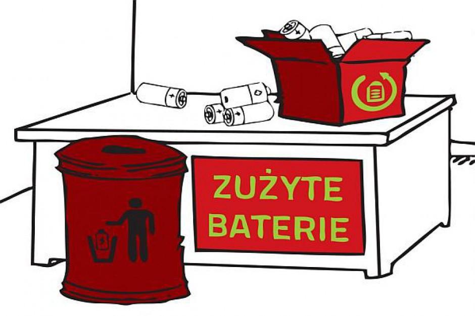 Co z recyklingiem zużytych baterii i akumulatorów?