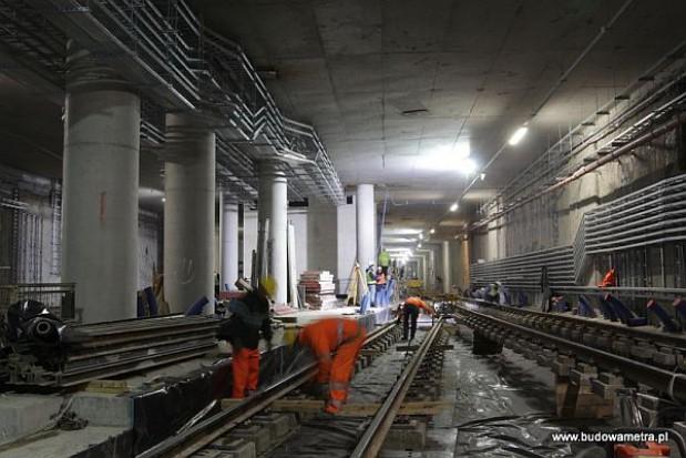 Poczta przy Targowej w Warszawie zamknięta w zw. z budową metra