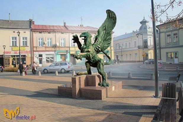 Mieszkańcy Mielca zdecydowali o wyglądzie pomnika Gryfa