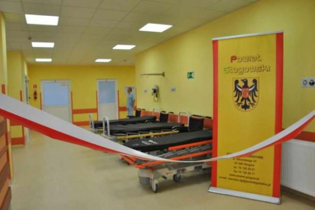 Szpital w Głogowie ma nowoczesny SOR