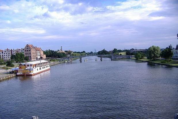 Otwarto most na rzece Elbląg