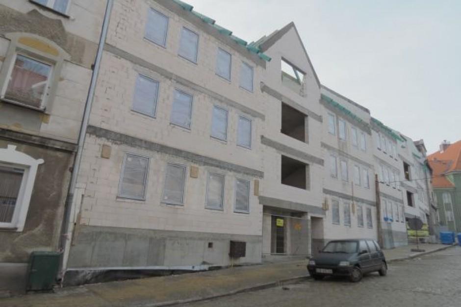 Nowe mieszkania komunalne w Wałbrzychu