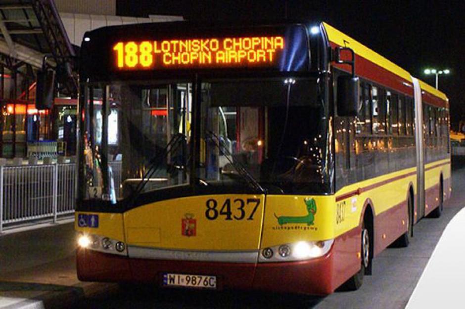 Warszawa ogłasza przetarg na autobusy elektryczne