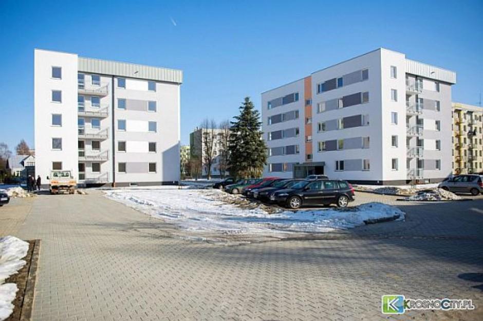 50 nowych mieszkań w Krośnie