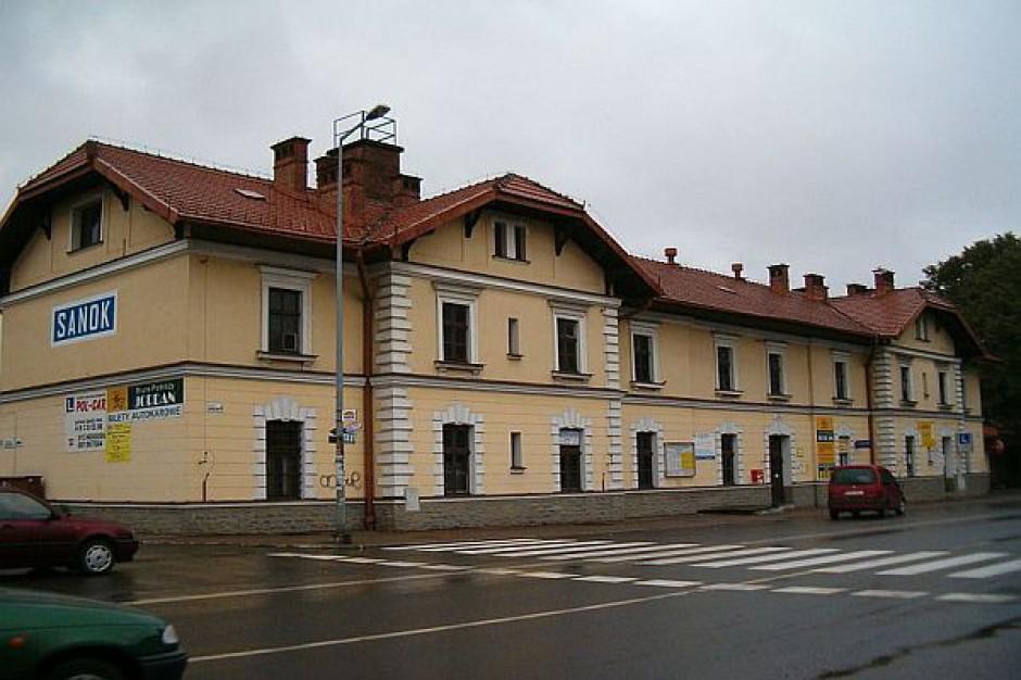 Sanok planuje wybudować nowy dworzec