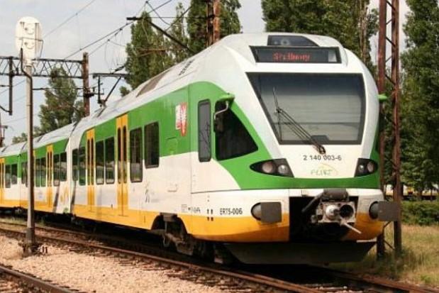 Utrudnienia na kolei w Warszawie po zderzeniu pociągów