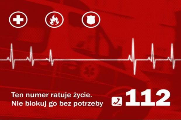 Rusza akcja informacyjna z okazji Dnia Numeru Alarmowego