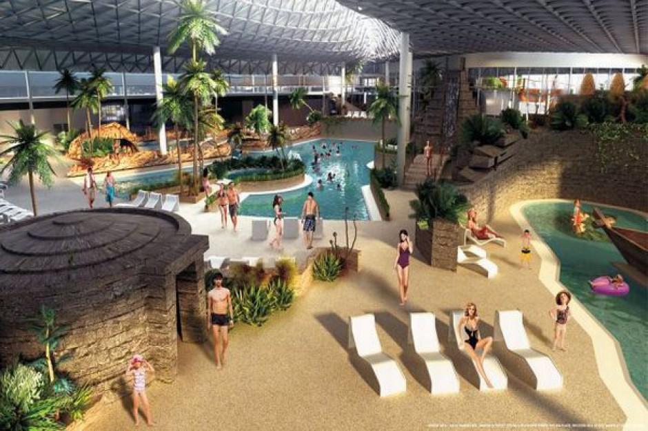 Budowa tyskiego aquaparku ma ruszyć w drugiej połowie tego roku