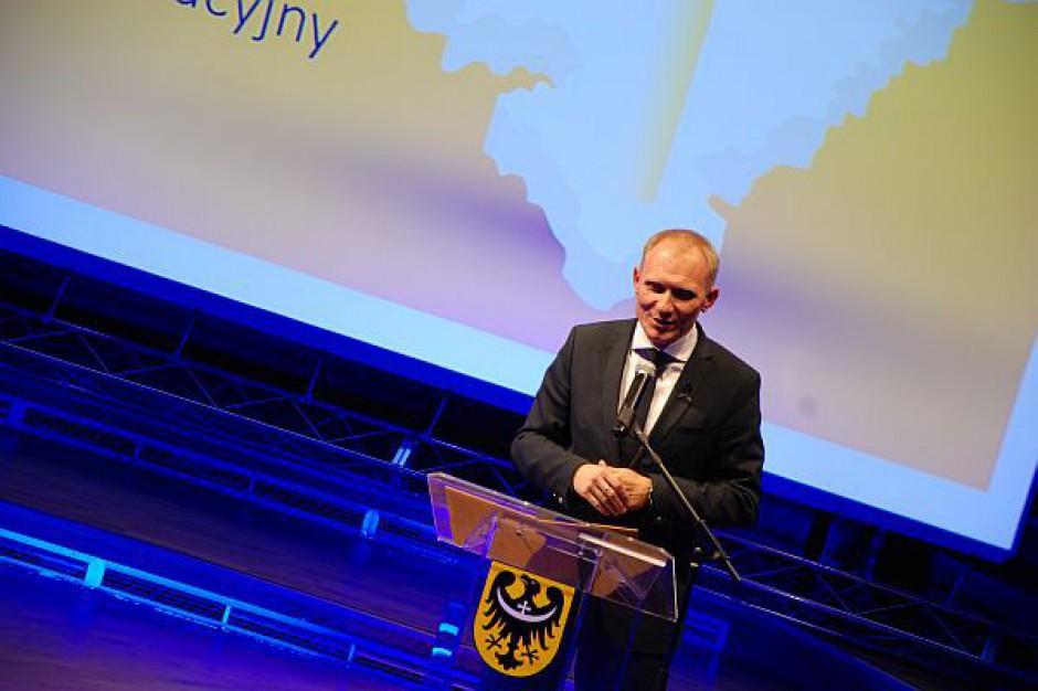 Rafał Jurkowlaniec rezygnuje z funkcji marszałka