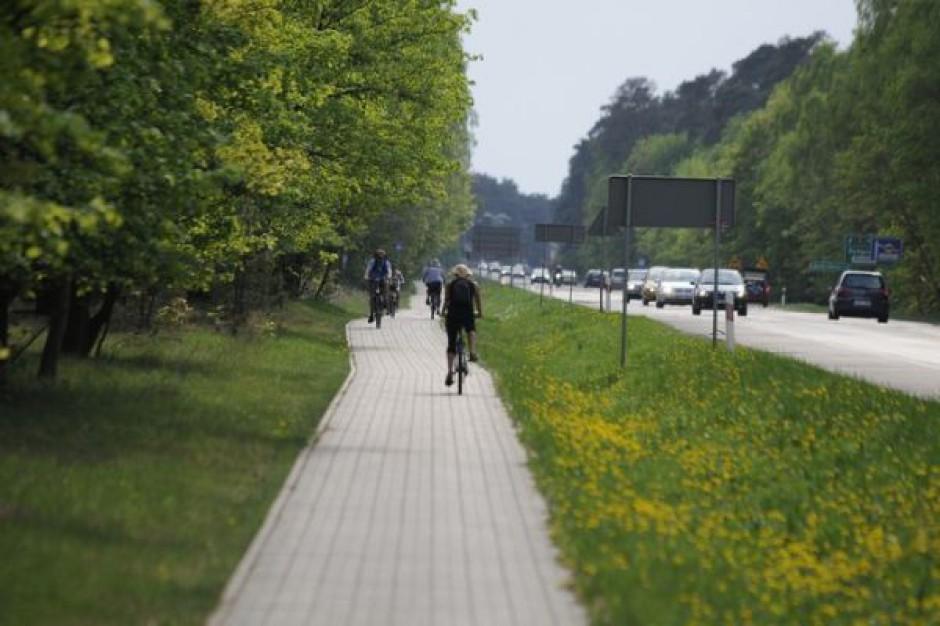 Można zbudować ścieżki rowerowe za pieniądze z UE