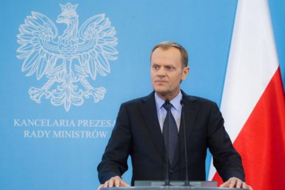 Premier wyłączył prezesa KIO ze sprawy warszawskich śmieci