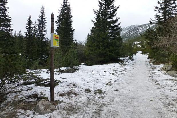 Nowy lawinowy punkt kontrolny w Tatrach