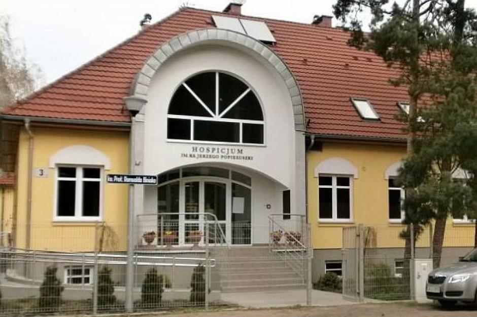 Otwarto nowy pawilon w bydgoskim hospicjum
