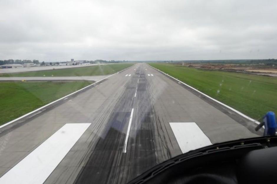 Lotnisko Katowice będzie miało lepszy system naprowadzania