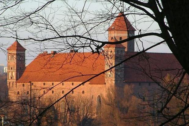 Zamek w Lidzbarku Warmińskim dostało kasę na renowację