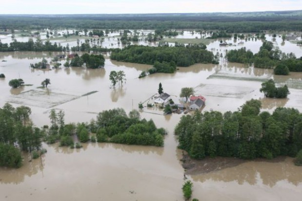 Starostwo płockie ostrzega przed powodzią