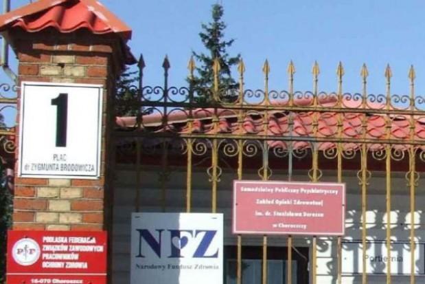 434 tys. zł dotacji dla szpitala w Choroszczy