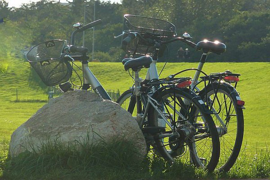 Wokół Olsztyna powstanie 70-kilometrowa trasa rowerowa