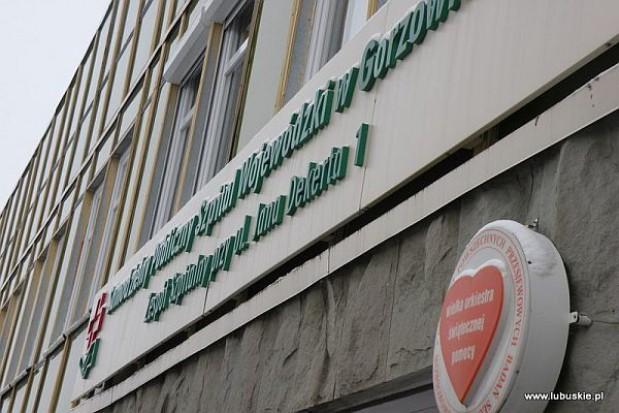 Szpital Wojewódzki w Gorzowie Wlkp. ma nowoczesne lądowisko