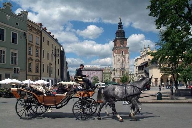 Darmowi przewodnicy oprowadzają po Krakowie