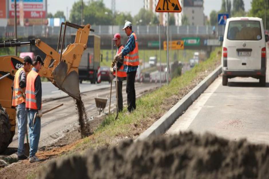 105 km dróg lokalnych zostanie zmodernizowanych