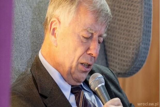 Jan Miodek nominowany do tytułu honorowego obywatela Wrocławia